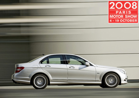 Mercedes C 250 CDI BlueEFFICIENCY
