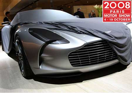 Aston Martin one-77 Supercar voorbeschouwing