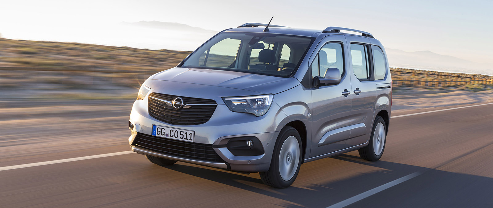 Opel Combo Tour is er vanaf 28.327 euro