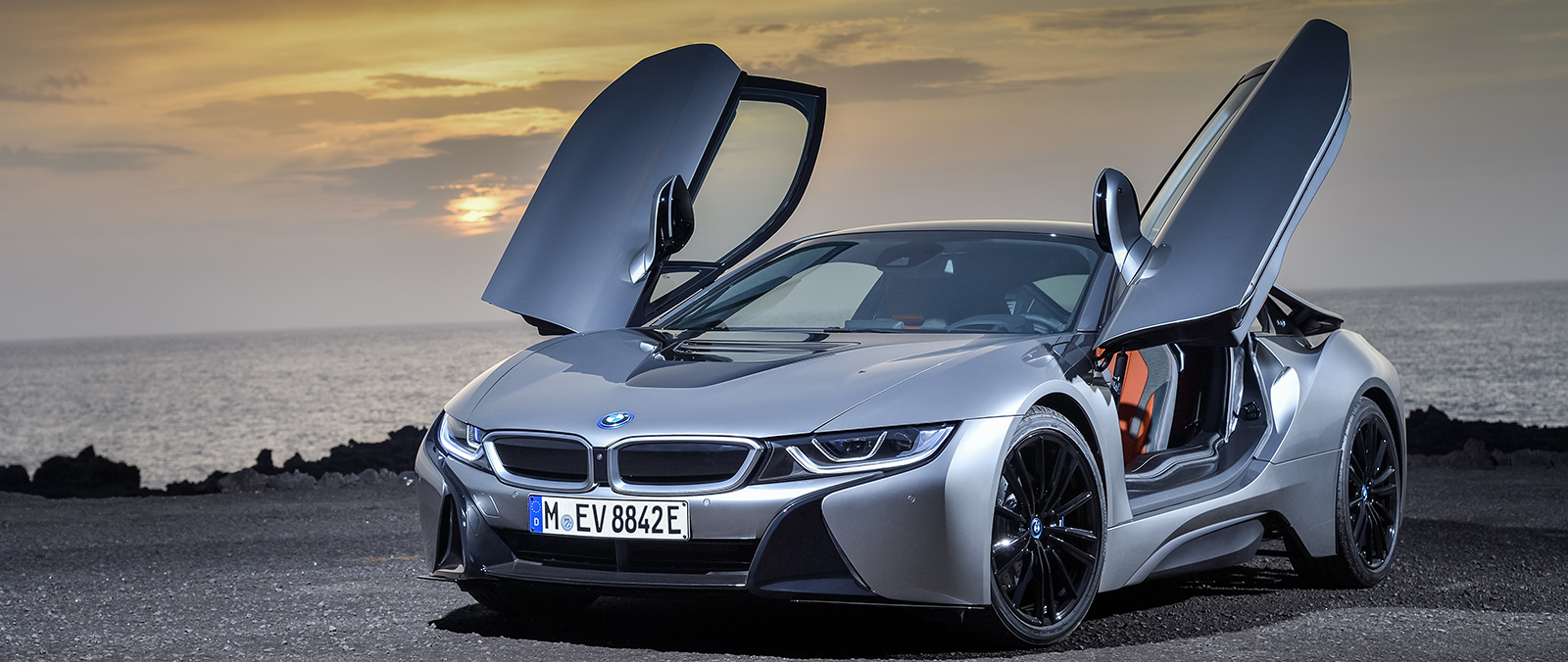 Prijzen BMW i8 Roadster en Coupe