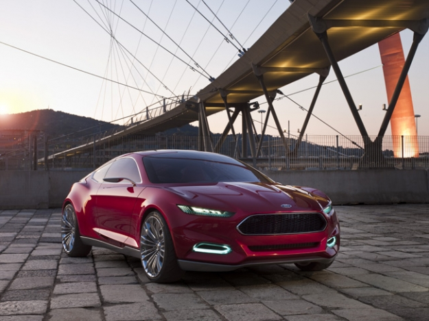 Ford Evos Concept - The Ultimate Expression