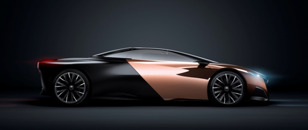 Peugeot Onyx is volbloed supercar