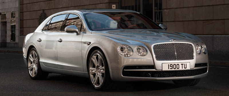 Bentley Flying Spur V8 nu leverbaar in ons land