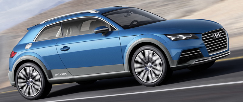 Audi allroad shooting brake morgen op autobeurs