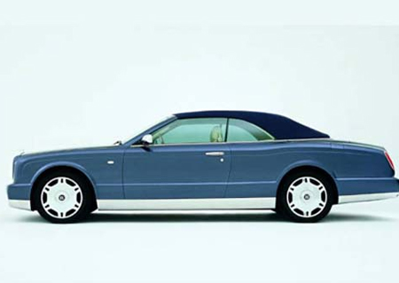 Bentley Azure coupe
