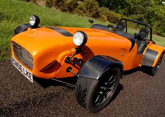 Caterham CSR260 Superlight
