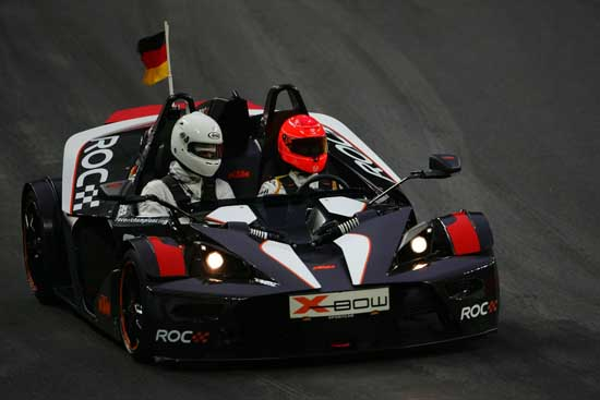 KTM X-Bow | Race of Champions 2008