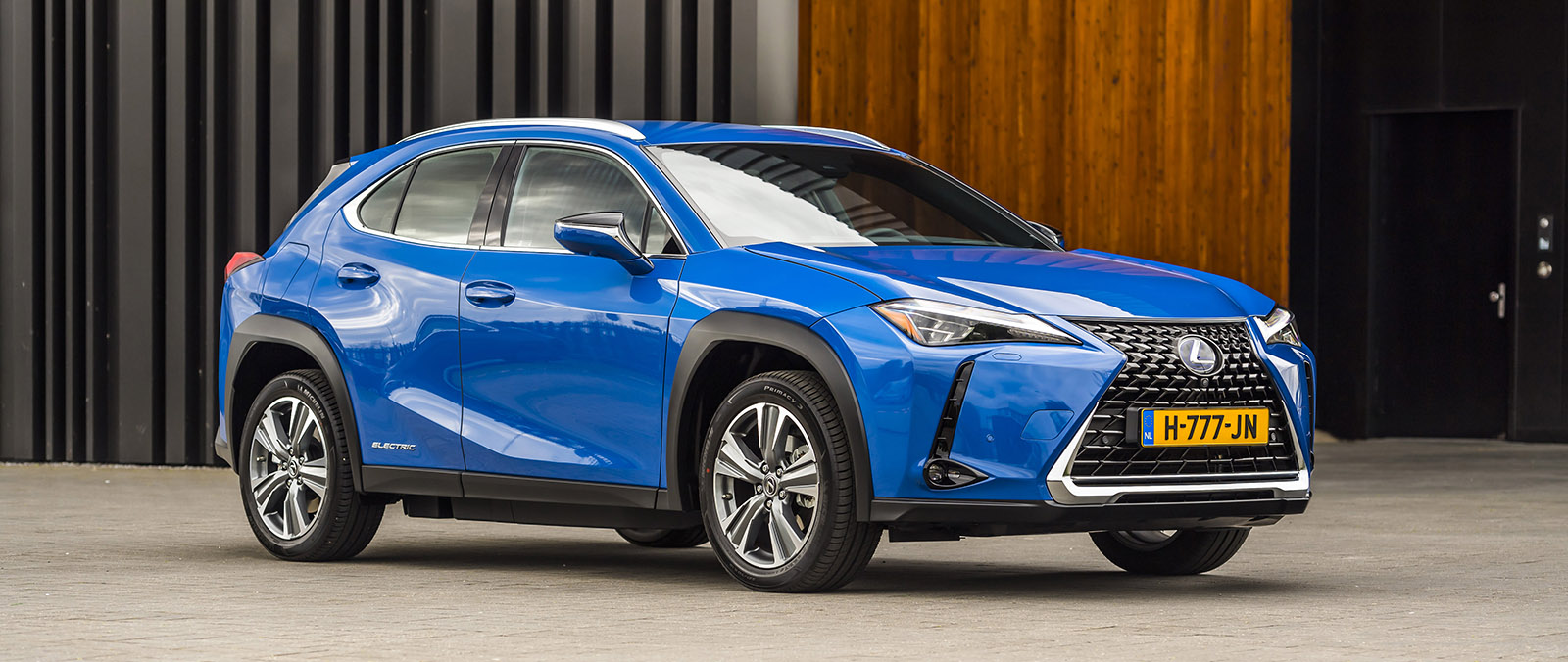 De Lexus UX 300e Electric