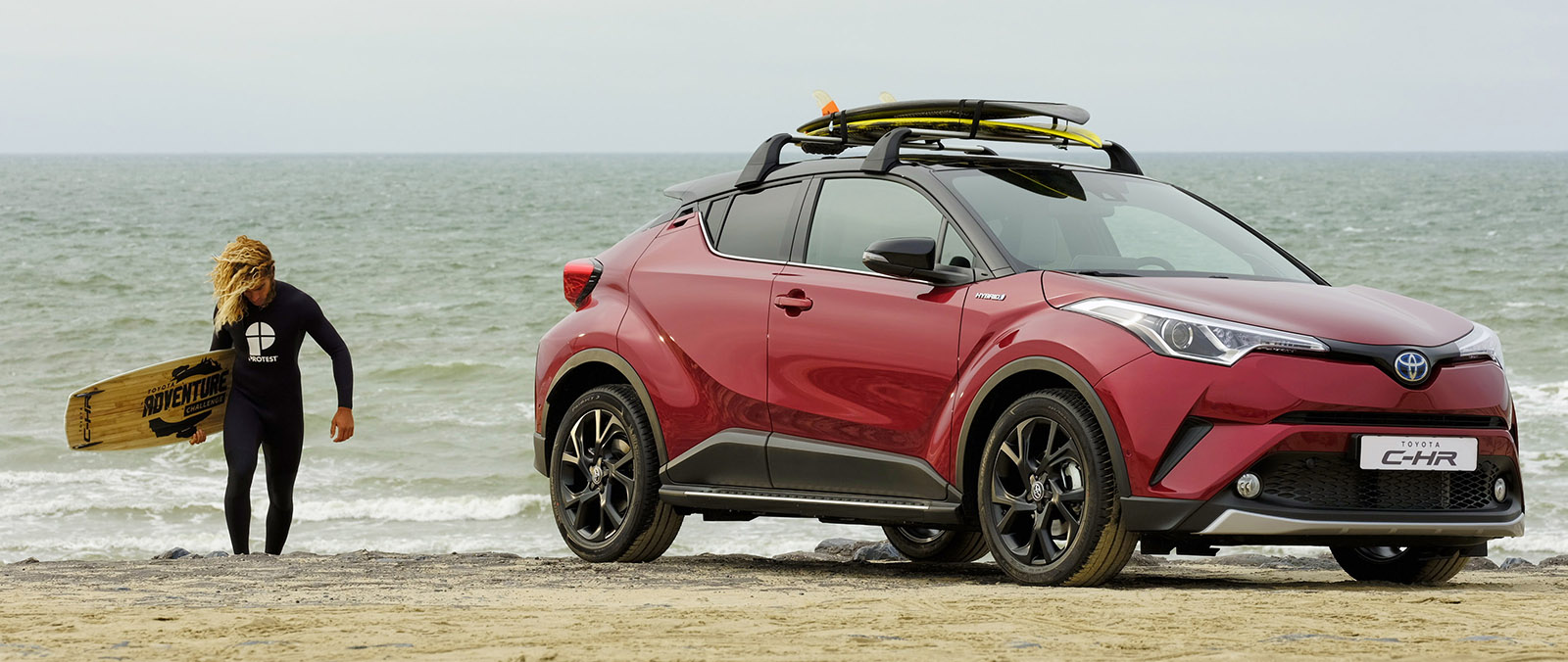 Toyota C-HR 1.8 Hybrid Adventure