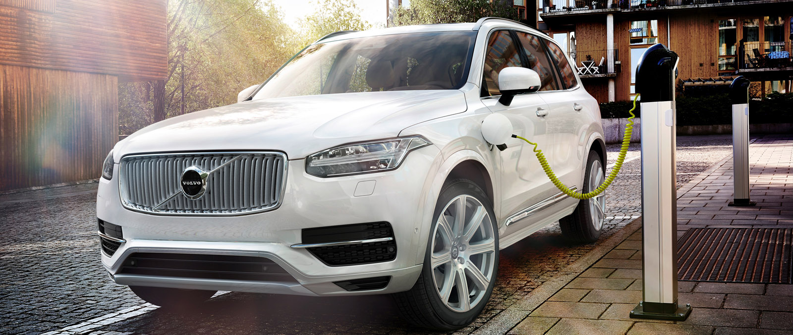 Nieuwe XC90 T8 is plug-in hybride SUV