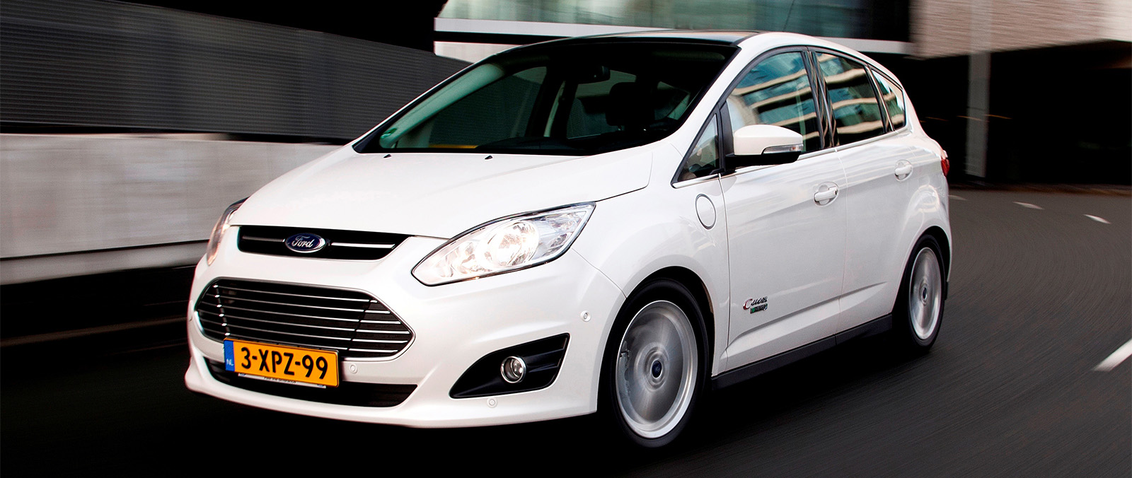 Ford's nieuwe C-MAX Plug-In Hybride