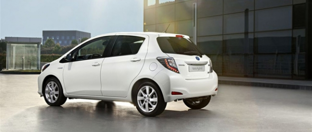 Toyota Full Hybrid Yaris in Geneve