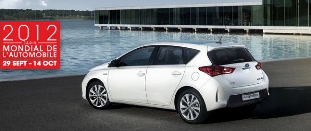 Primeur op Autosalon: Toyota Auris Touring Sports is full hybrid