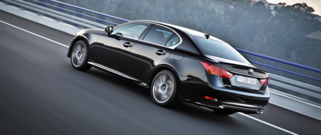 Lexus GS 450h Hybrid is een topper