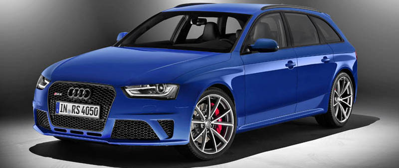 Audi RS4 Avant Nogaro selection is mooi eerbetoon