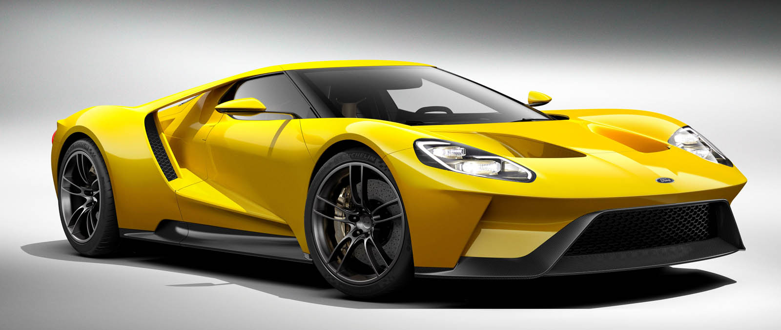 Ford GT maakt Europees debuut in Geneve