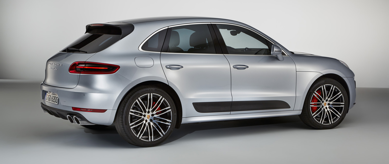 Porsche Macan Turbo met Performance Package