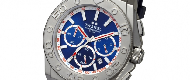TW Steel lanceert Tom Coronel CEO Tech Diver Limited Edition 201