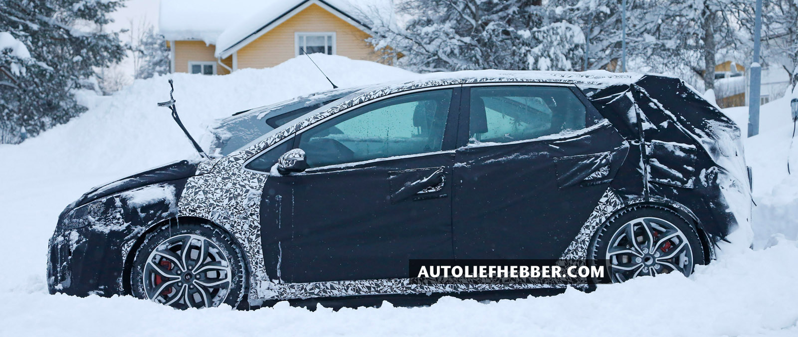 Dit is de Kia cee´d GT Facelift