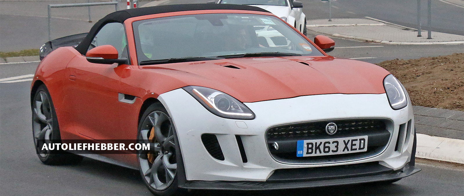Is dit de Jaguar F-Type R-S Coupe?
