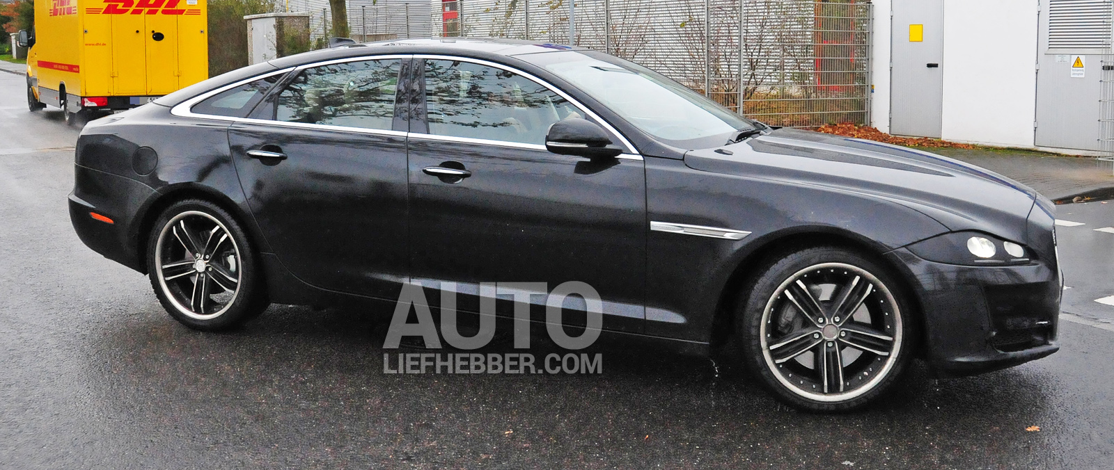 Dit is de Jaguar XJ Facelift
