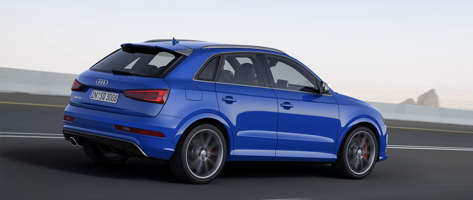 Performance variant Audi RS Q3