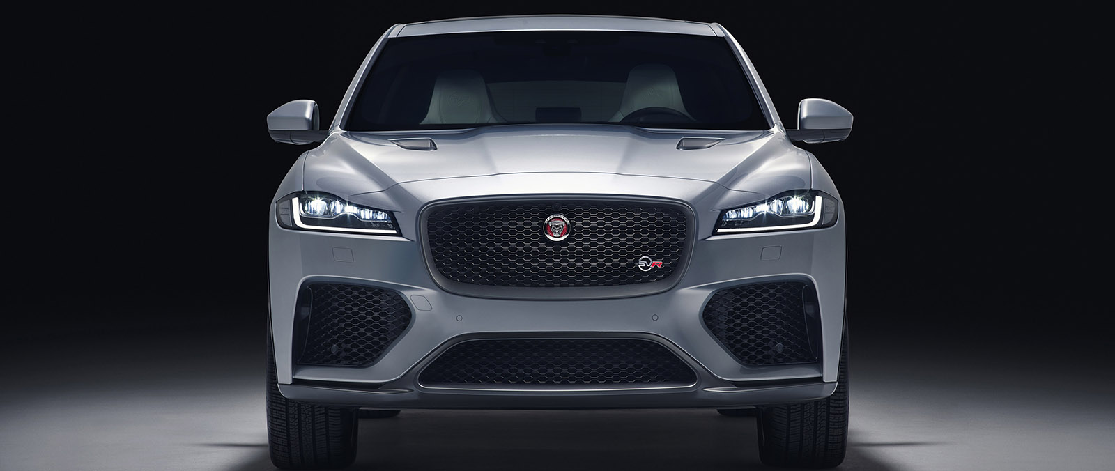 Jaguar F-Pace SVR is sportauto in SUV-verpakking