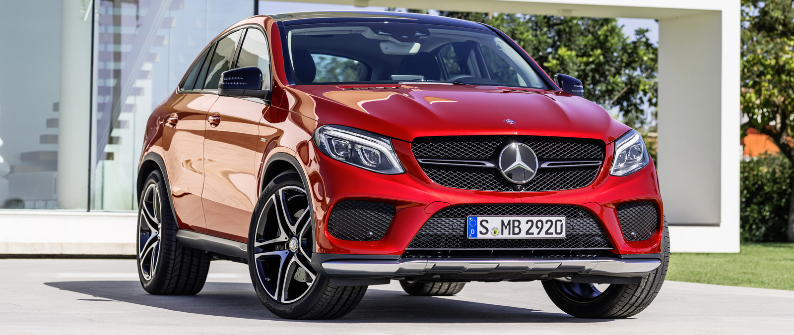 Mercedes GLE Coupe is sportieve SUV