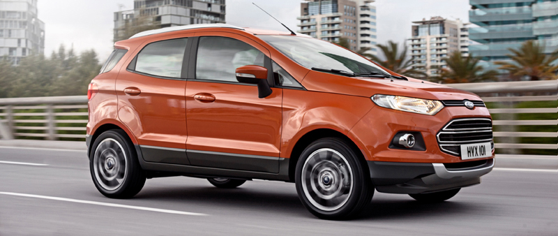 Ford EcoSport Limited Edition SUV