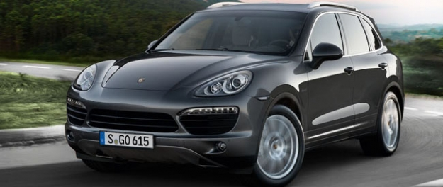 Porsche Cayenne S Diesel is superieur