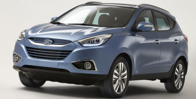 Hyundai ix35 model jaar 2014