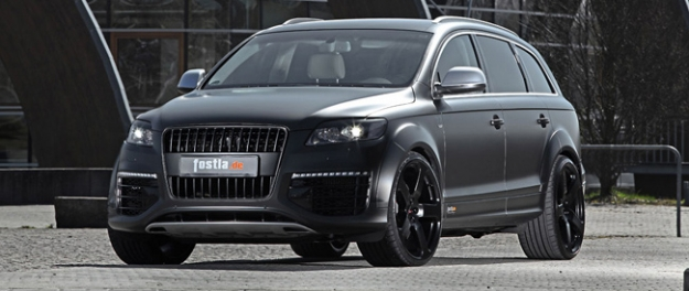 audi q7 gewrapped door uit hannover audi. Black Bedroom Furniture Sets. Home Design Ideas