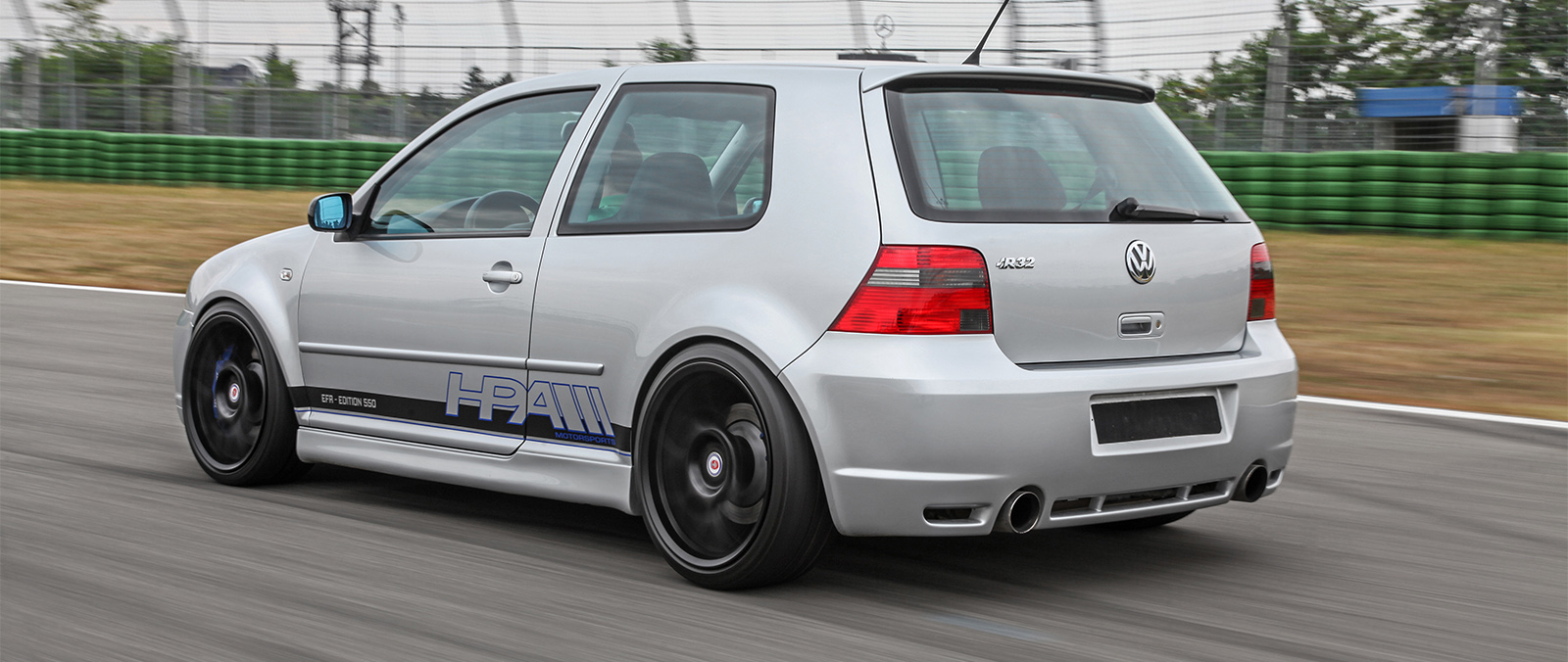 Golf R32 met HPERFORMANCE
