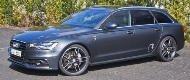 Audi A6 3.0 BiTDI door B&B tuning