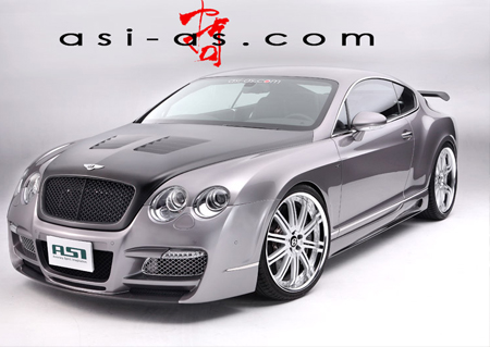 Bentley Continental ASI