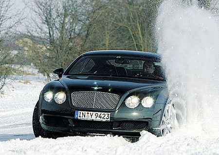 Bentley Continental GT MTM