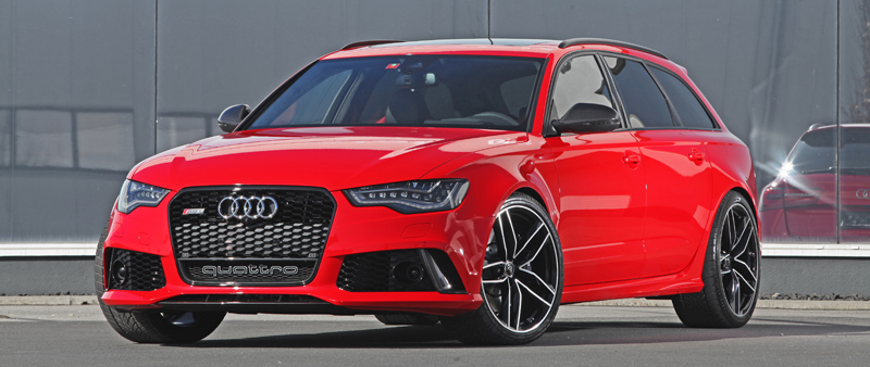 Audi RS6 AS van HPERFORMANCE