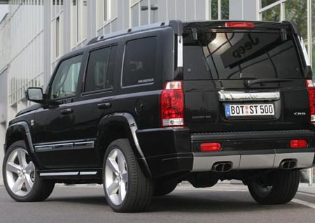 Jeep Commander Startech