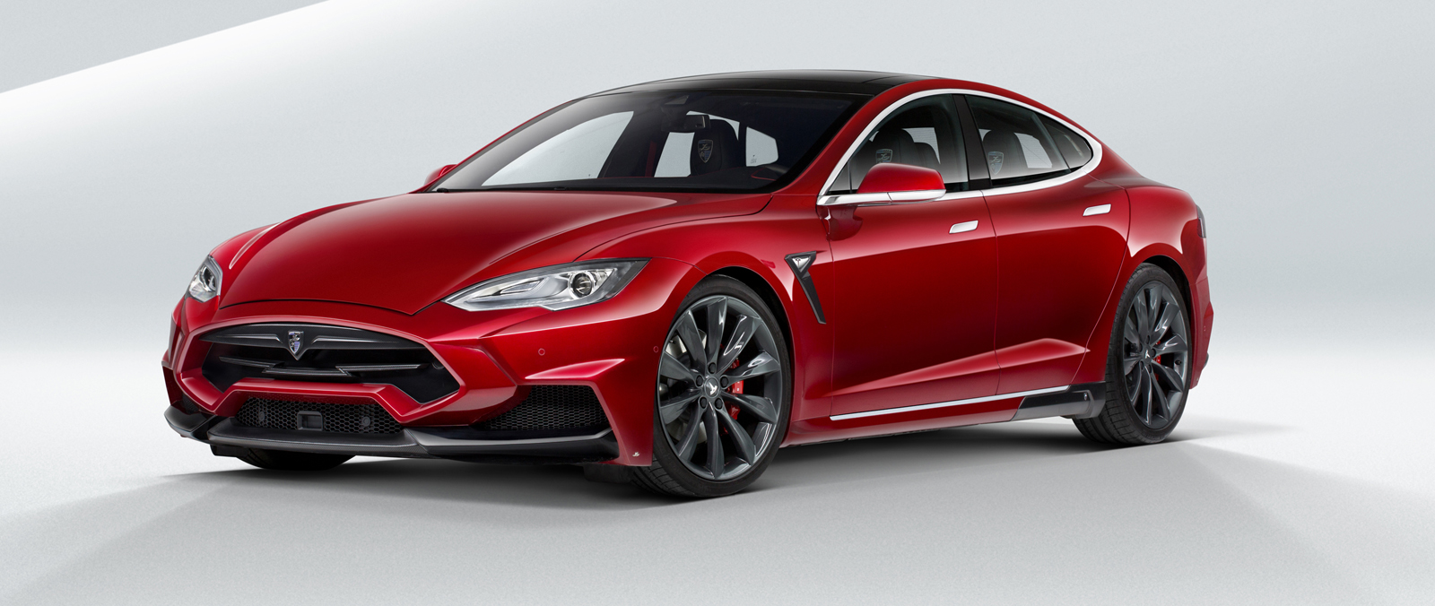 Larte Design styling voor Tesla Model S