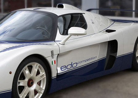 Maserati MC12 Edo competition