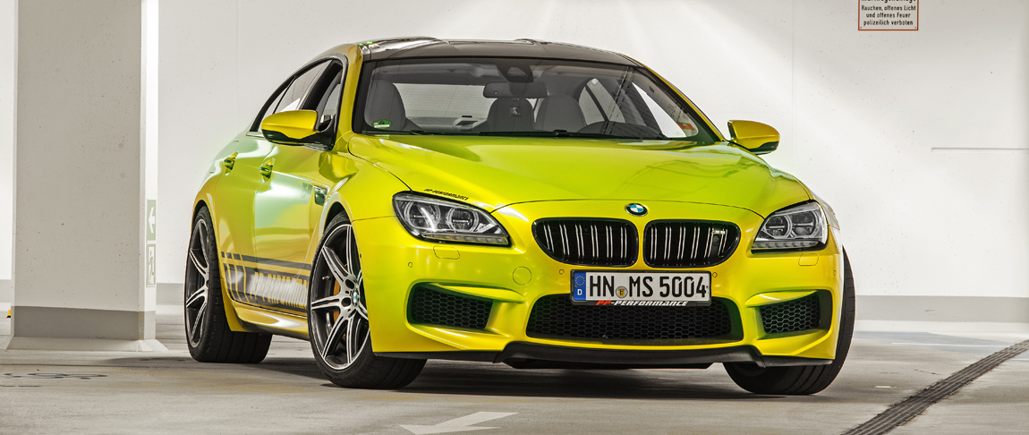 BMW M6 RS800 Gran Coupe is de snelste M6