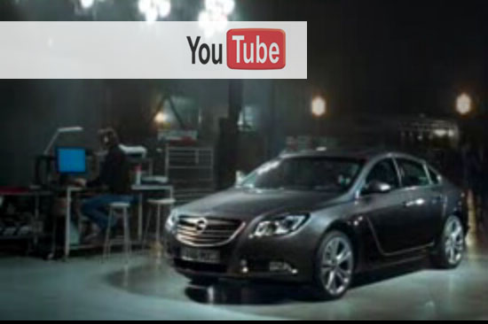 Opel Insignia | Video officiele commercial